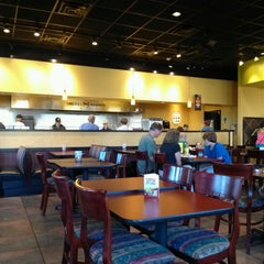 Photo taken at Moe's Southwest Grill by Frank C. on 8/6/2012