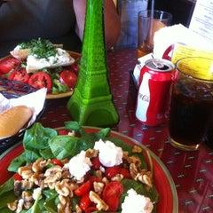 Photo taken at Paris Bakery & Cafe by Sarah K. on 4/4/2012