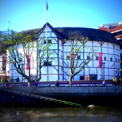Photo taken at Shakespeare's Globe Theatre by Keira V. on 6/13/2012