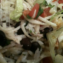 Photo taken at Chipotle Mexican Grill by Frederique D. on 2/26/2012