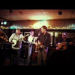 Photo taken at Bluebird Cafe by Dave D. on 8/2/2012