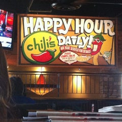 Photo taken at Chilis Texas Grill by Al D. on 4/30/2012