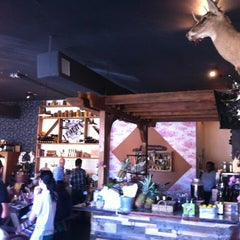Photo taken at The Federal Food Drink & Provisions by Javier V. on 3/18/2012