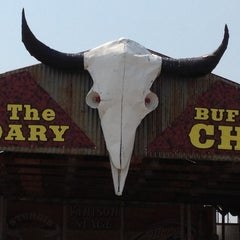 Photo taken at The Legendary Buffalo Chip by Curtis C. F. on 8/26/2012