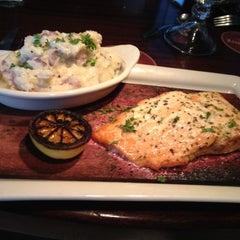 Photo taken at Pappadeaux Seafood Kitchen by Chuck L. on 7/19/2012