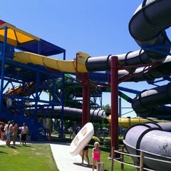 Photo taken at Roaring Springs Water Park by Gary M. on 7/21/2012
