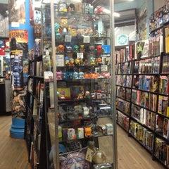 Photo taken at Forbidden Planet by Jimbo G. on 2/26/2012