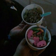 Photo taken at Yogurtini by Elisa B. on 2/8/2012