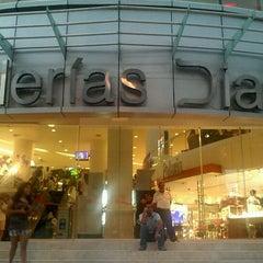 Photo taken at Galerías Diana by Rogelio F. on 4/8/2012