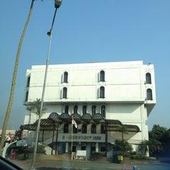 Photo taken at Al-Izhar Pondok Labu by Purbaningrum S. on 8/17/2012