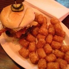 Photo taken at NIX Burger & Brew by Frank P. on 5/10/2012