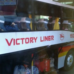 Photo taken at Victory Liner (Baguio Terminal) by Jessica P. on 2/27/2012