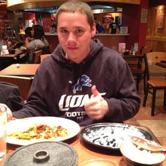 Photo taken at bd's Mongolian Grill by Alexandra B. on 4/2/2012