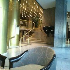 Photo taken at Merlin Copacabana Hotel by Jocimar C. on 4/12/2012