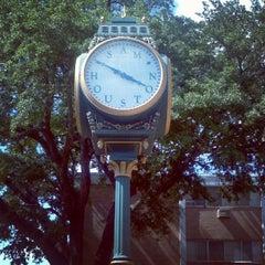 Photo taken at Sam Houston State University by jasmine r. on 5/17/2012