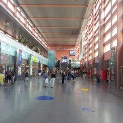 Das Foto wurde bei Innsbruck Hauptbahnhof von Ivia A. am 8/11/2012 aufgenommen