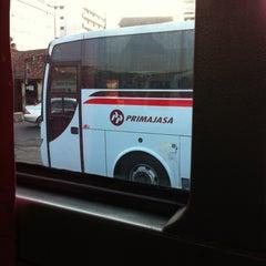 Photo taken at Pool Primajasa by Iman S. on 8/28/2012