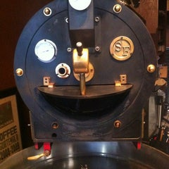 Photo taken at Valhalla Coffee Roasters by Michael F. on 3/11/2012