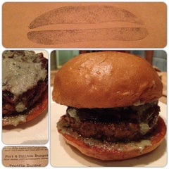 Photo taken at Umami Burger by Robert R. on 8/28/2012