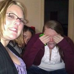 Photo taken at Kappa Alpha Sigma Sorority by Kim C. on 3/12/2012