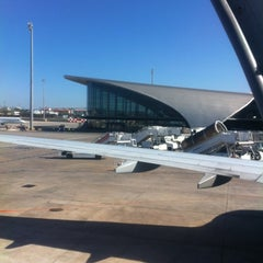 Photo taken at Aeroport de València (VLC) by Delfina M. on 5/2/2012