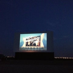 Photo taken at Stars & Stripes Drive-In Theatre by Mark S. on 8/23/2012