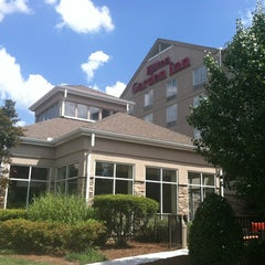 Photo taken at Hilton Garden Inn by Christopher K. on 7/14/2012