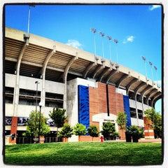 Photo taken at Jordan-Hare Stadium by Hobie H. on 7/22/2012