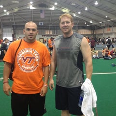 Photo taken at Rector Field House by Ethan G. on 7/20/2012