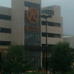 Photo taken at The Shops at Riverside by Clarke P. on 9/27/2011