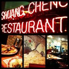 Photo taken at Shuang Cheng by Morgan H. on 5/2/2012