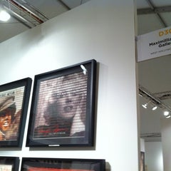 Photo taken at SCOPE Miami Art Show by Steven S. on 11/30/2011