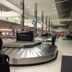 Photo taken at Baggage Claim by Jeff H. on 8/13/2012