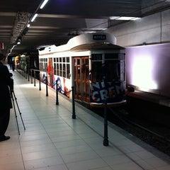 Photo taken at Metro Garibaldi FS (M2, M5) by Stefano B. on 4/4/2011