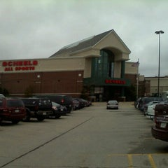 Photo taken at Fox River Mall by Andrew B. on 4/20/2012