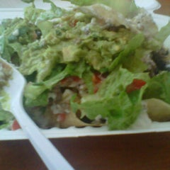Photo taken at Cilantro Mexican Grill by Jasmine G. on 4/22/2011