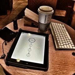 Photo taken at Starbucks by Davo F. on 10/30/2011