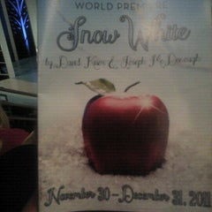 Photo taken at Ensemble Theatre Cincinnati by Corey W. on 11/27/2011