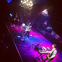 Photo taken at Electric Factory by Brandon S. on 10/31/2011