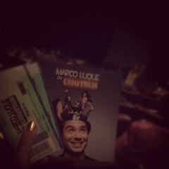 Photo taken at Teatro Procópio Ferreira by Luiza N. on 5/2/2012