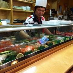 Photo taken at Sakura Ichiban Japanese Cuisine by Ryan S. on 7/30/2011