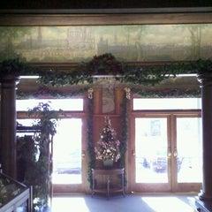 Photo taken at Roycroft Inn by Mark F. on 12/11/2011