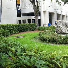 Photo taken at Charles E. Perry Building/Primera Casa (PC) by Jose R. on 4/5/2012