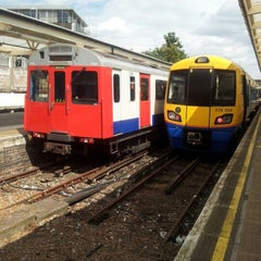Photo taken at Richmond Railway Station (RMD) by Martin on 8/6/2012