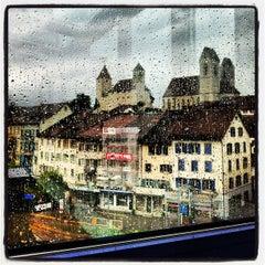 Photo taken at Manora Restaurant by Albert H. on 5/12/2012
