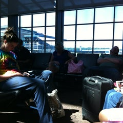 Photo taken at Westchester County Airport (HPN) by Jeremy W. on 7/8/2012