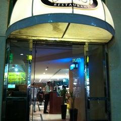 Photo taken at Cafe du Roi by Alketbi on 1/1/2012