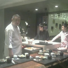Photo taken at HARA創作料理 by Michael F. on 12/16/2011