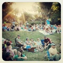 Photo taken at Washington Park by Jonathan D. on 7/9/2012