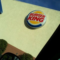Photo taken at Burger King by Laurie P. on 12/30/2011